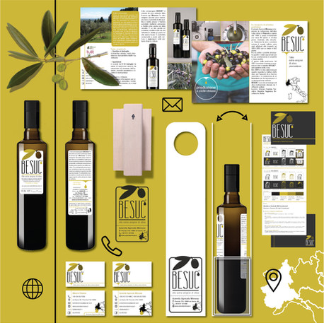 BESUC Packaging Design and Brand Identity
