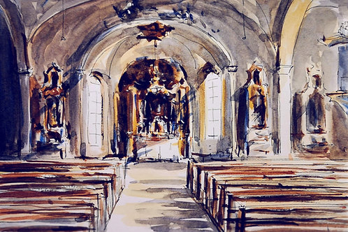 Pfarrkirche Bregenz