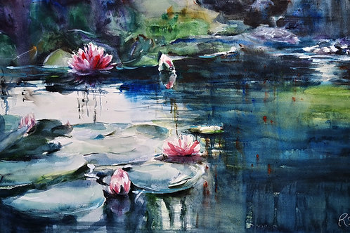 little pond 1