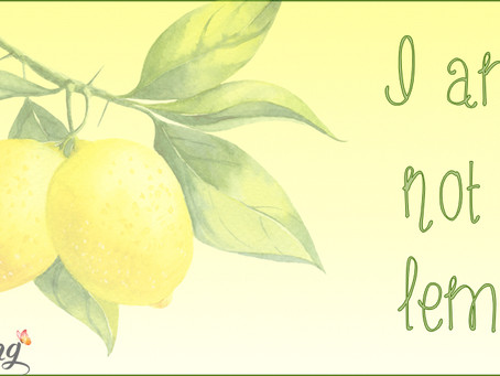 I Am Not A Lemon
