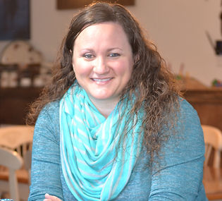 Jana Stoltzus, author of Faith Unfolding