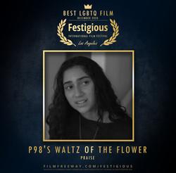 P98's Waltz Of The Flower design