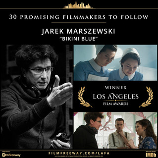30 promising filmmakers you should follow