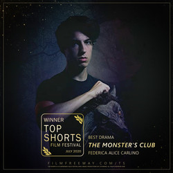 The Monster's Club design