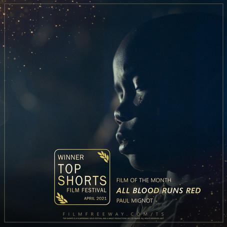 Top Shorts Winners - April 2021