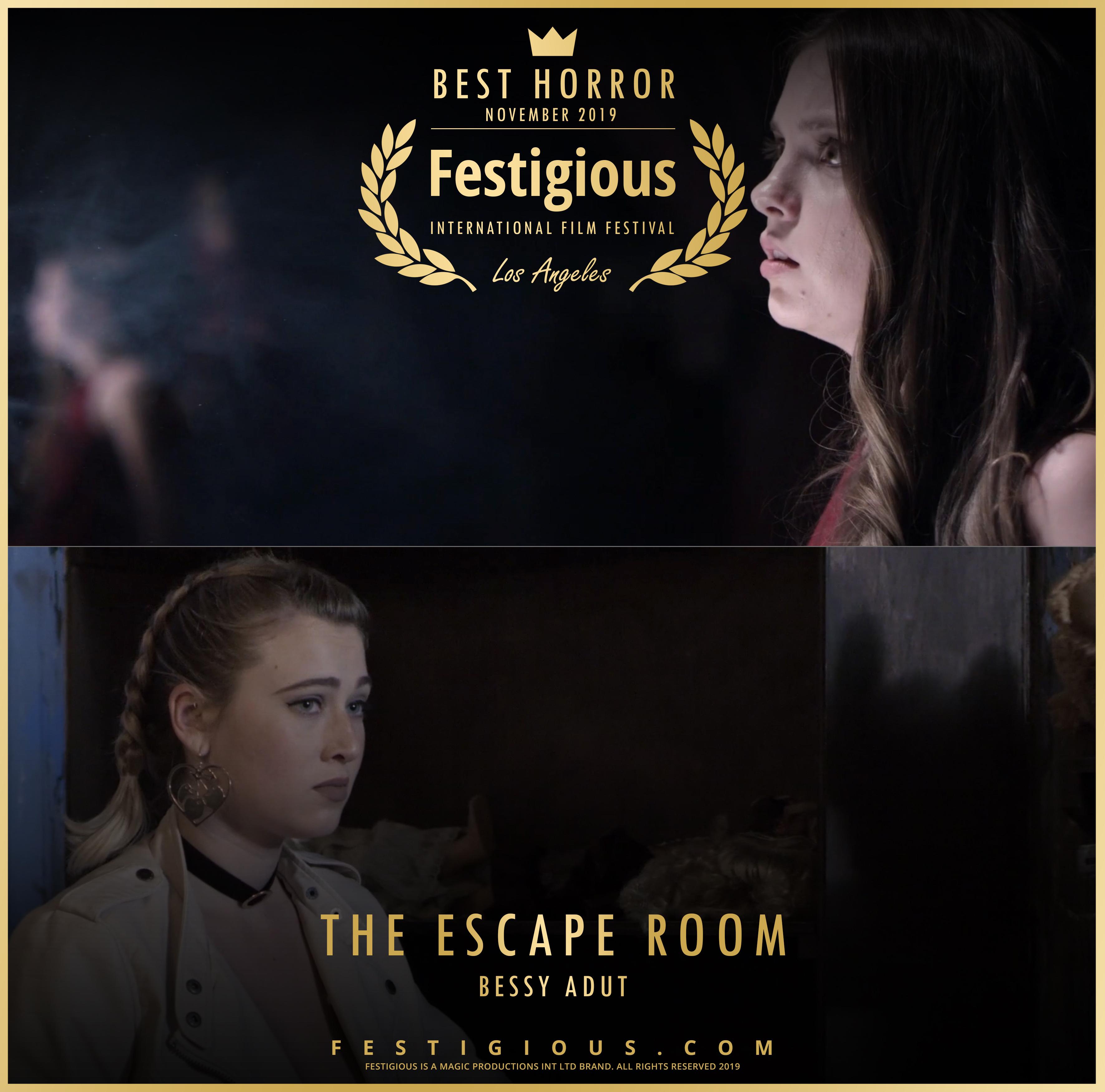 The Escape Room design