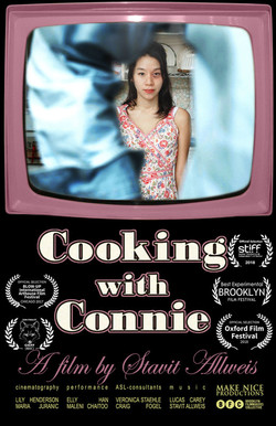 Cooking with Connie