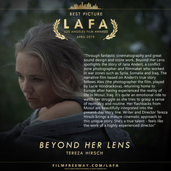 BEYOND HER LENS review