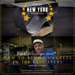 HOW TO BEND CONCRETE IN 108 EASY STEPS d