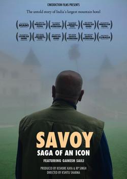 Savoy- Saga Of An Icon
