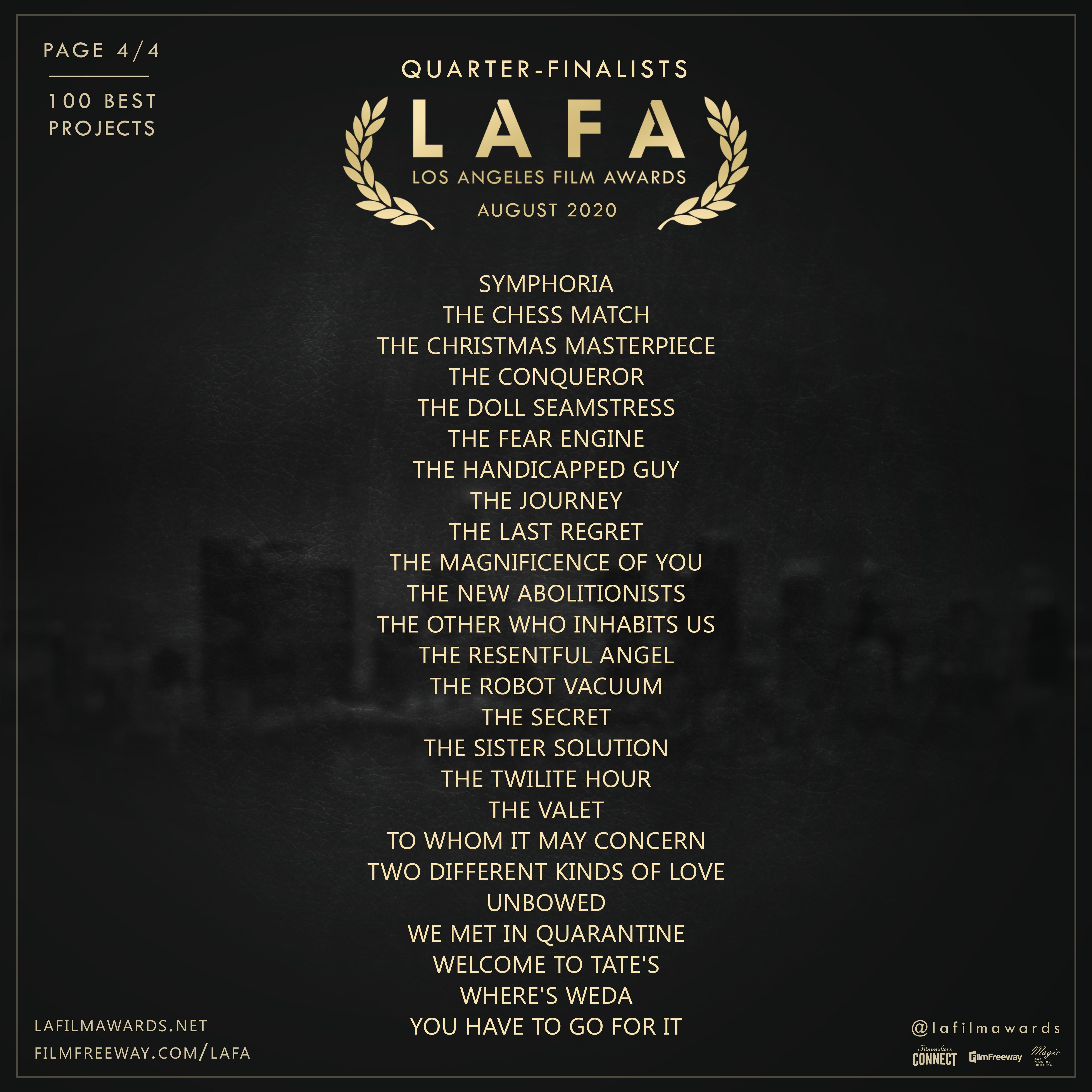 LAFA QF