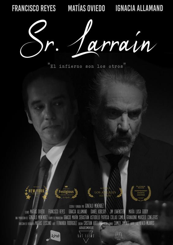 Mr. Larraín