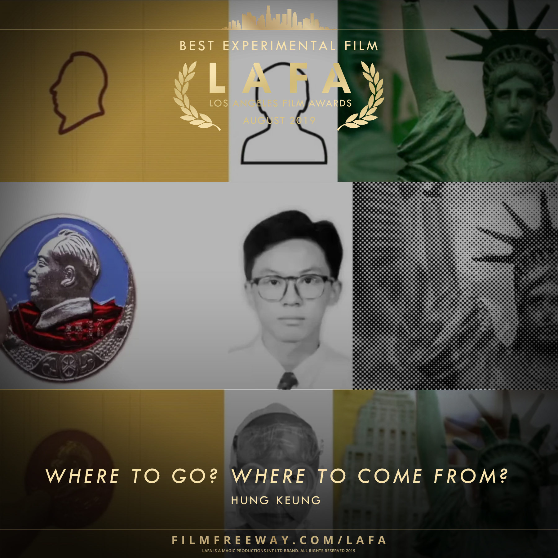 WHERE TO GO WHERE TO COME FROM design