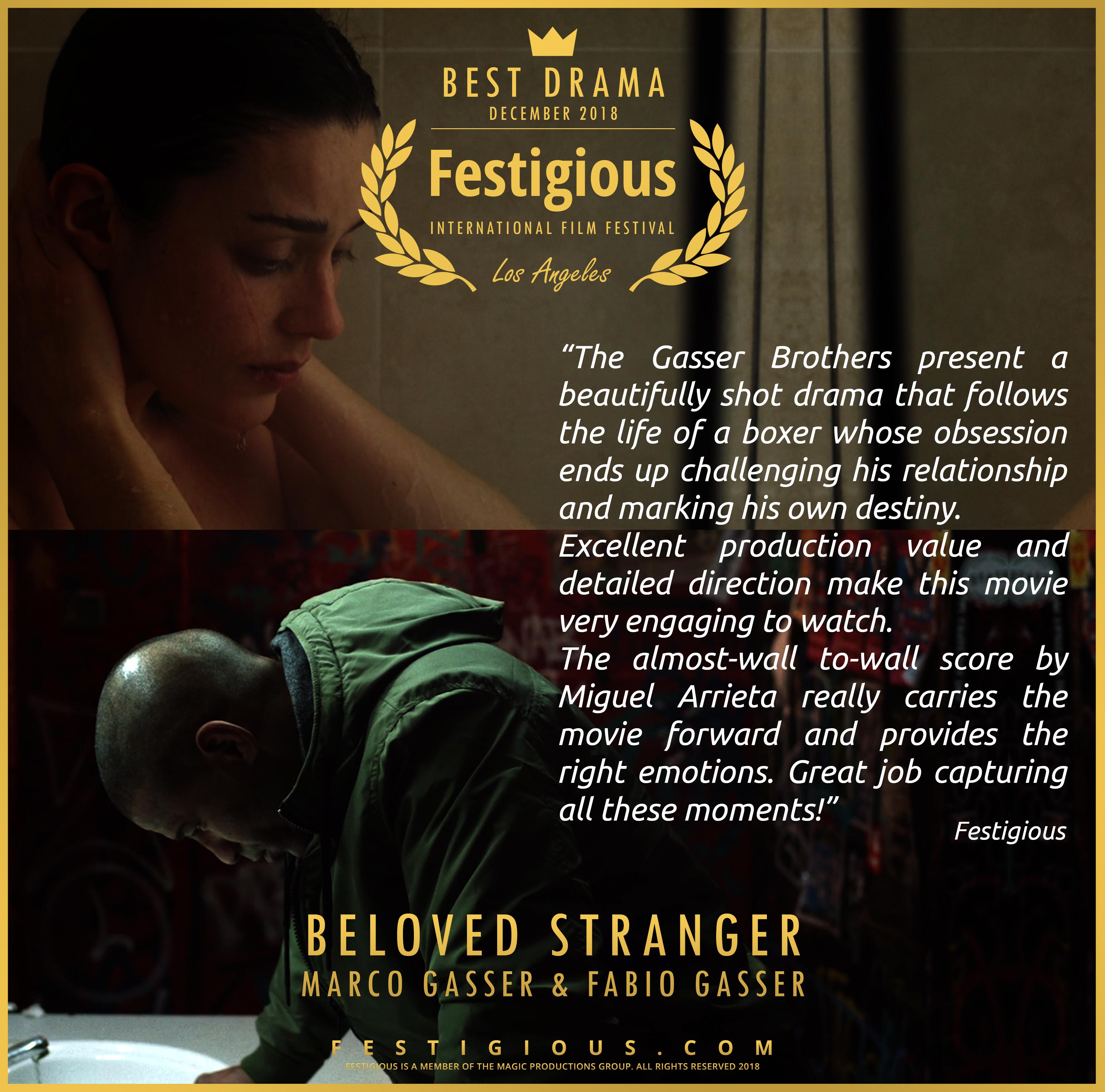 BELOVED STRANGER Review