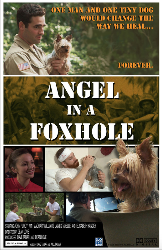 Angel in a Foxhole