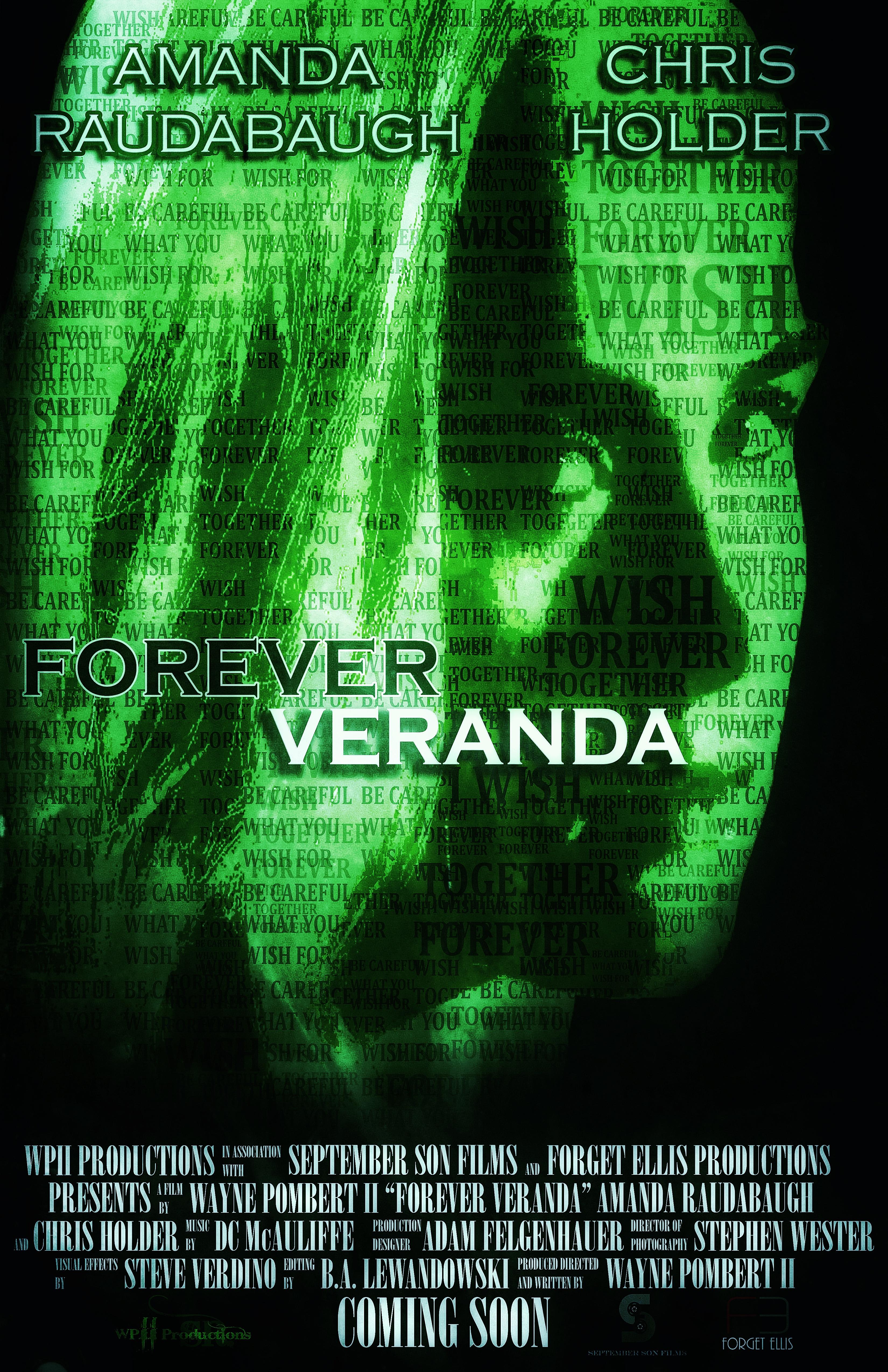 Forever Veranda Poster