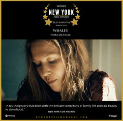 Whales - 2018 03 Best Narrative Film