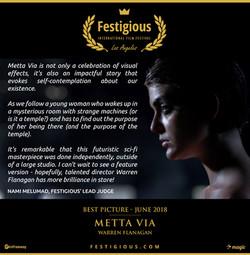 Metta Via - Best Picture