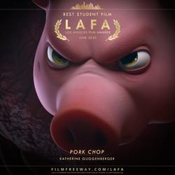 Pork Chop design