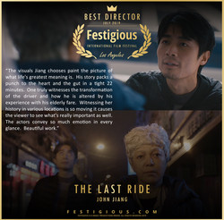 THE LAST RIDE review