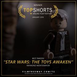 STAR WARS- THE TOYS AWAKEN