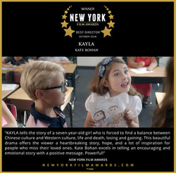 Kayla - 2018 10 Best Director