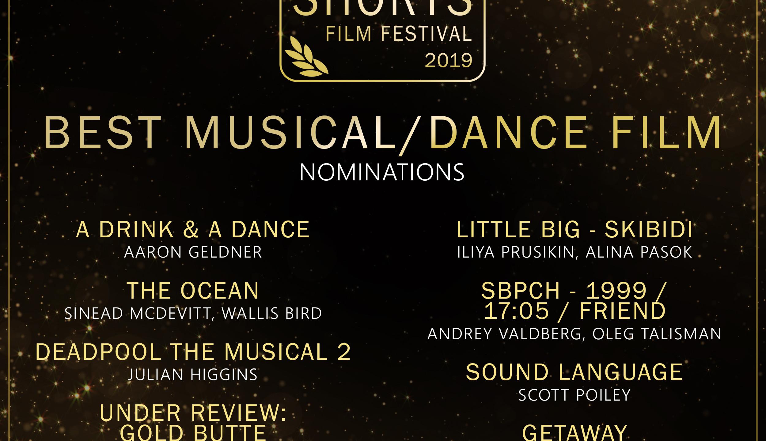 Musical-Dance Film
