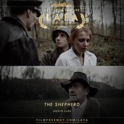 THE SHEPHERD design