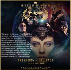 Creators - The Past review