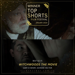 Witchwoods The Movie design