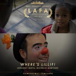 Where's Lilli! design