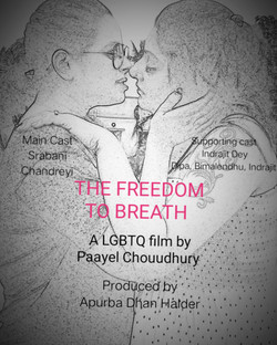 THE FREEDOM TO BREATH
