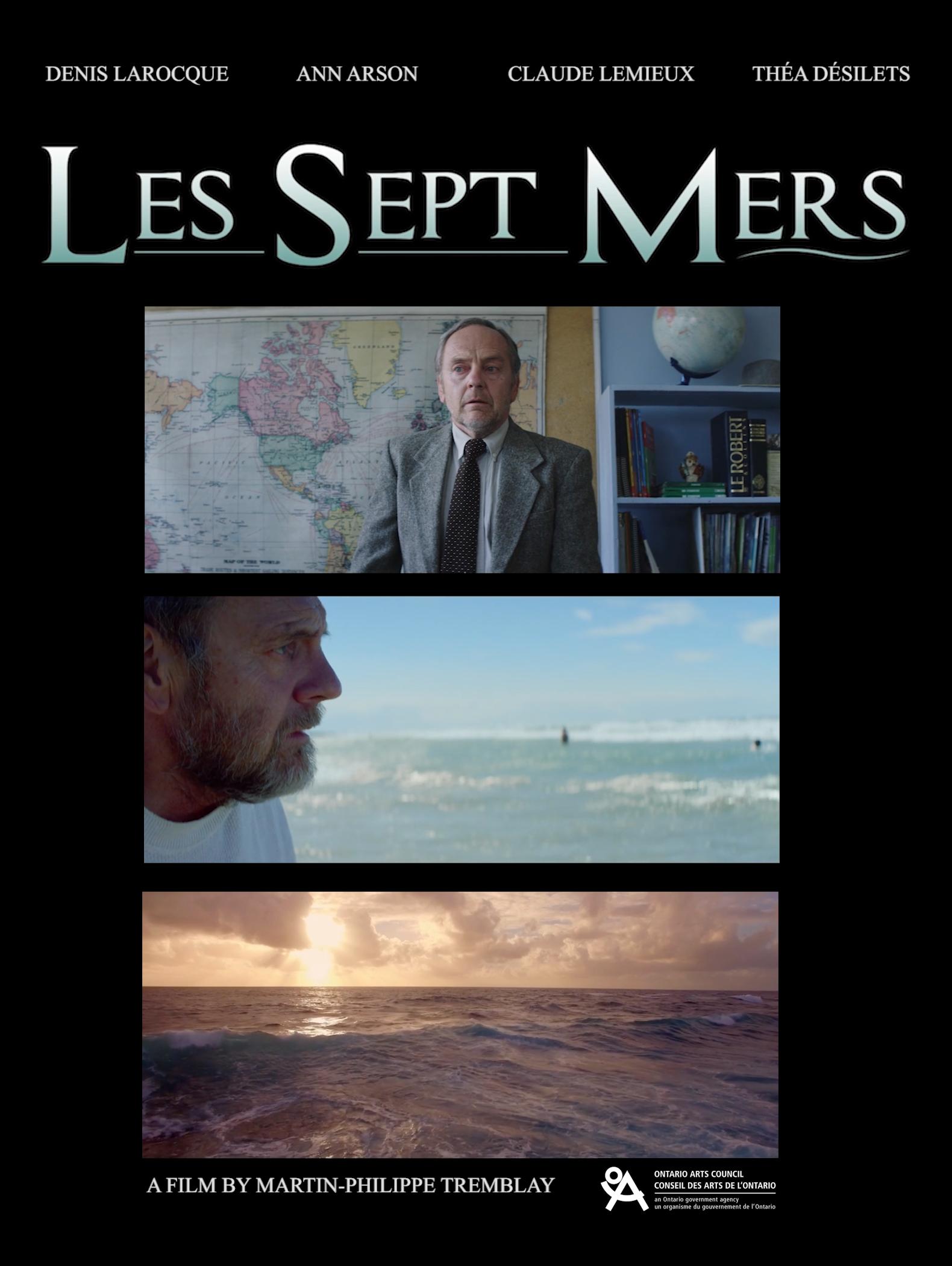 Seven Seas Poster