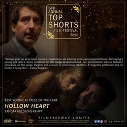 Hollow Heart design 2