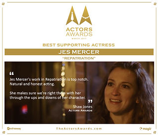 2017 02 Best Supporting Actress.jpg Actors Awards