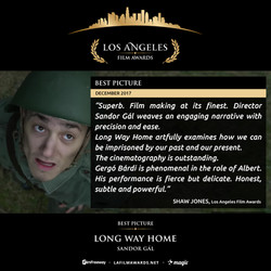 Long Way Home - Best Picture - 2017 12