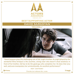 Molehill 2018 02 Best Supporting Actor