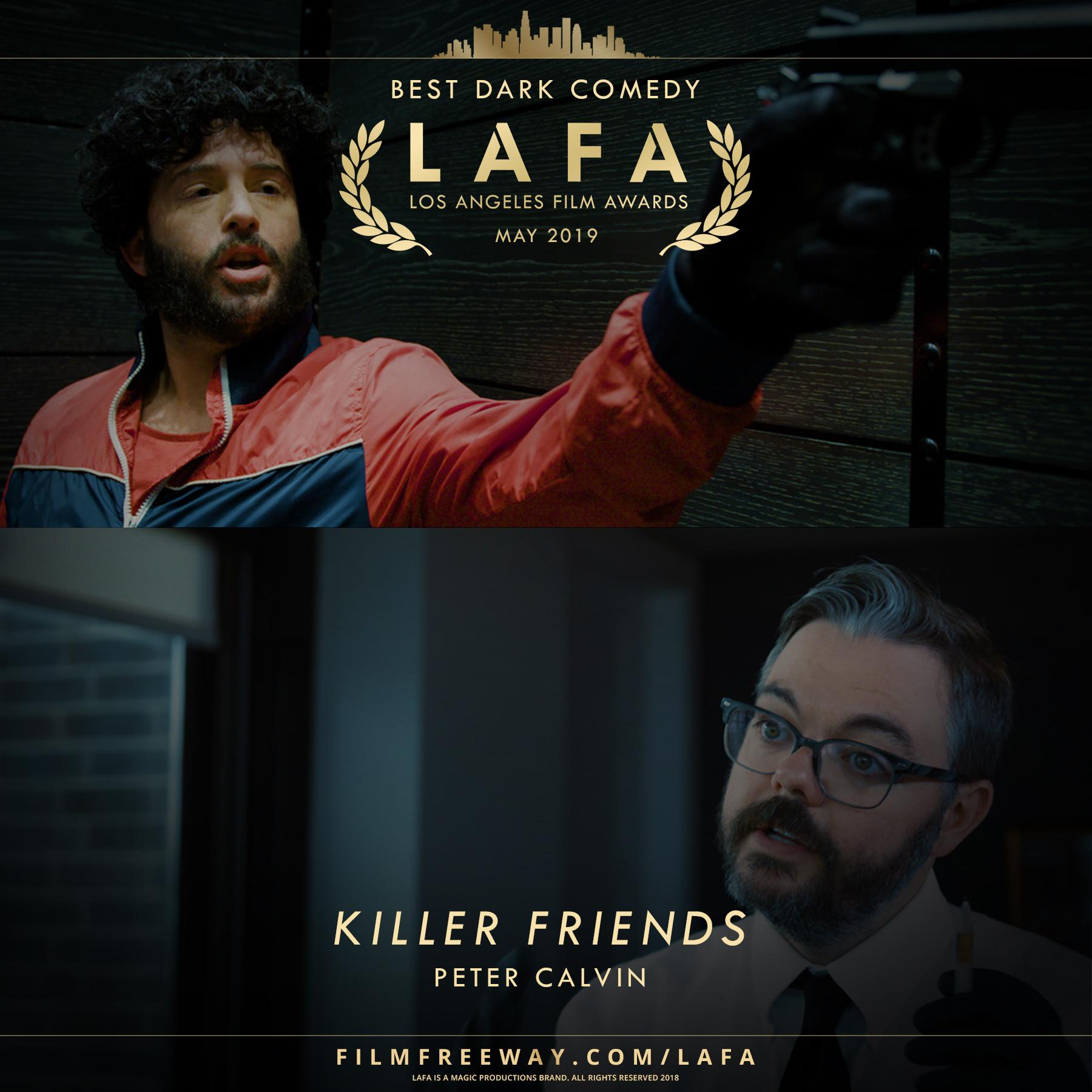 KILLER FRIENDS design
