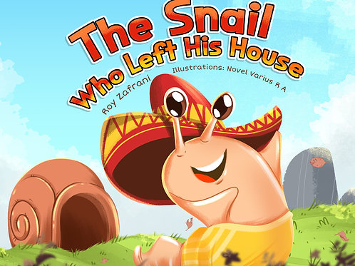 The Snail Who Left His House