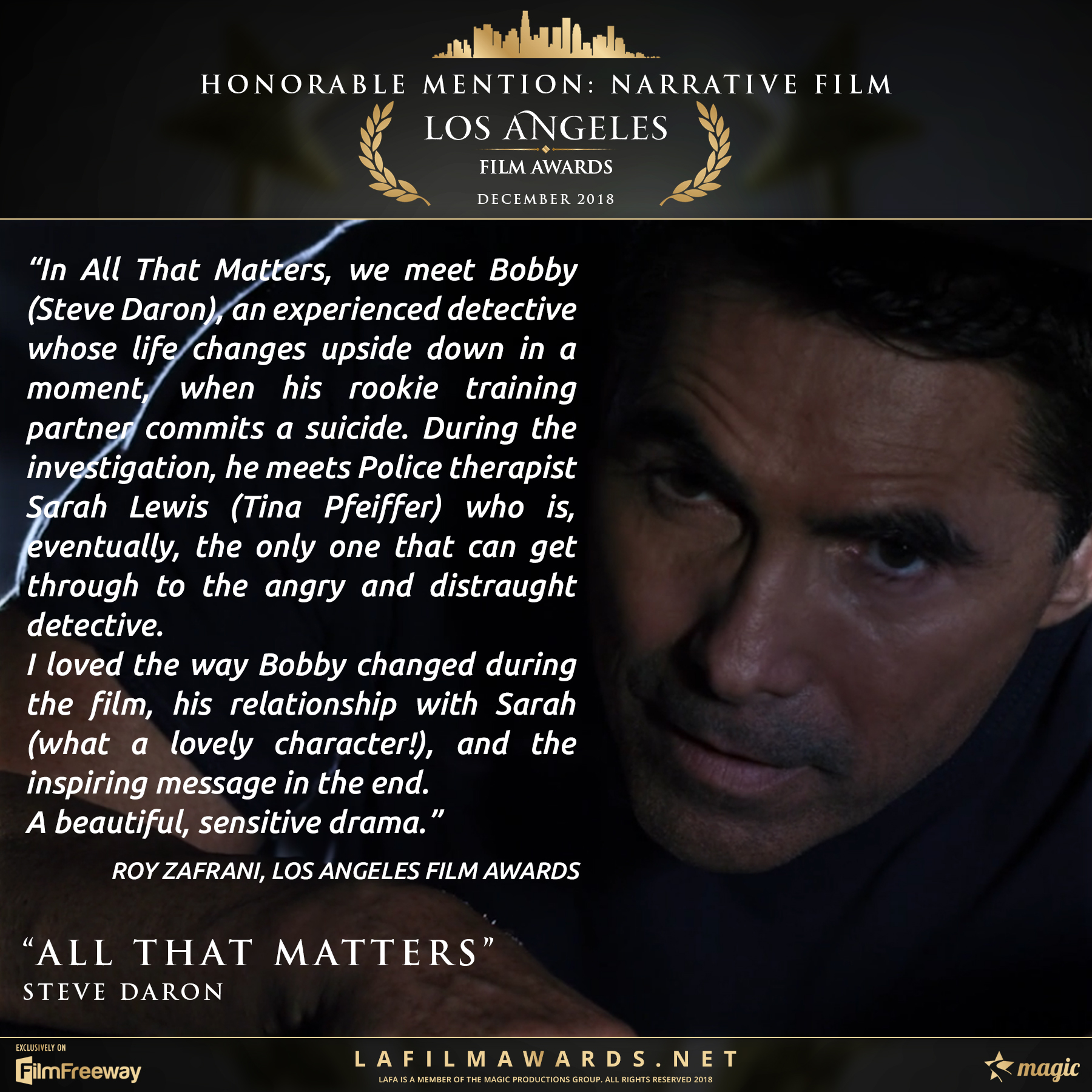 ALL THAT MATTERS - Review