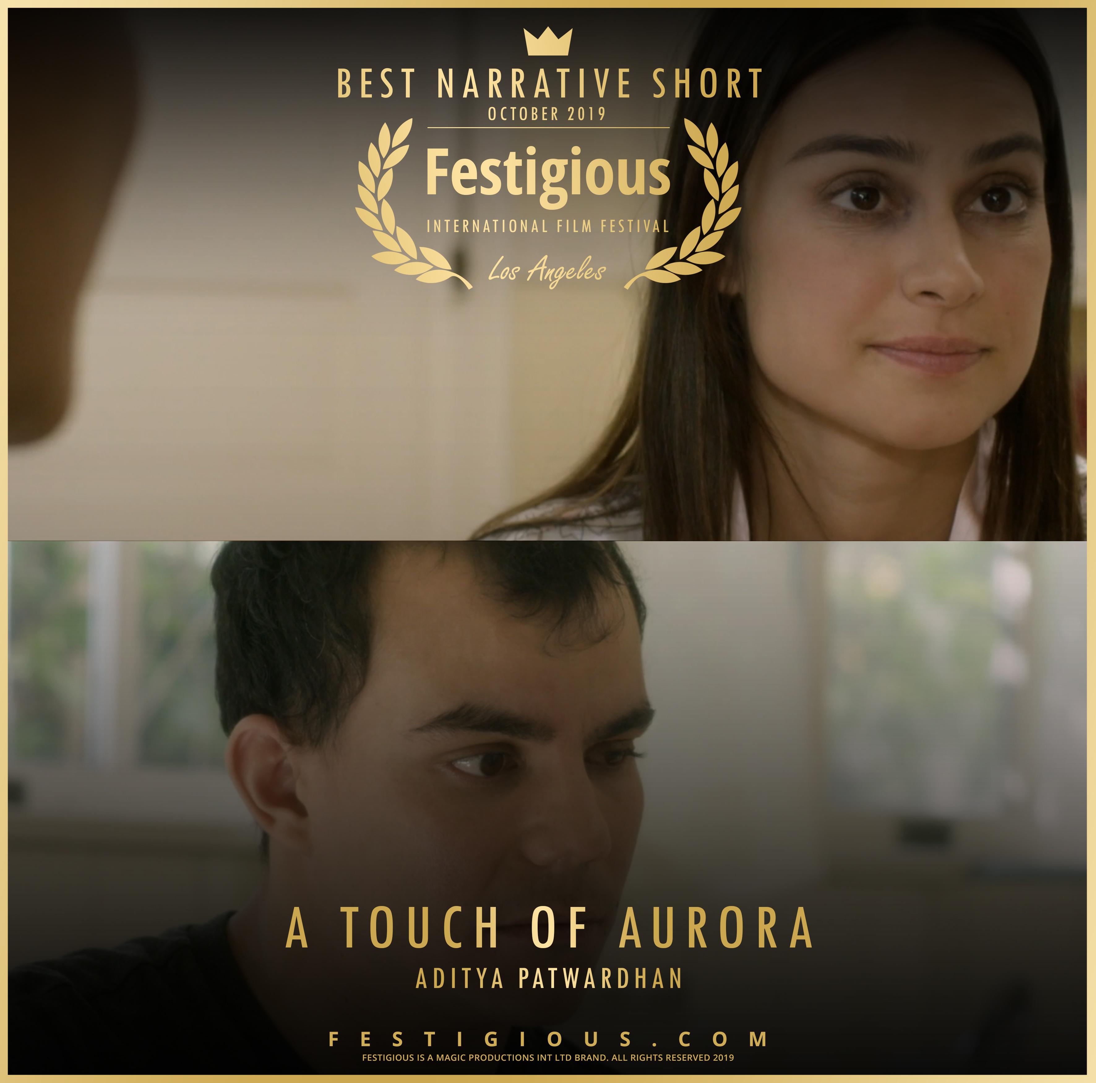 A Touch of Aurora design