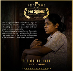 THE OTHER HALF review
