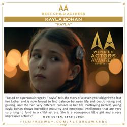 Review - Kayla