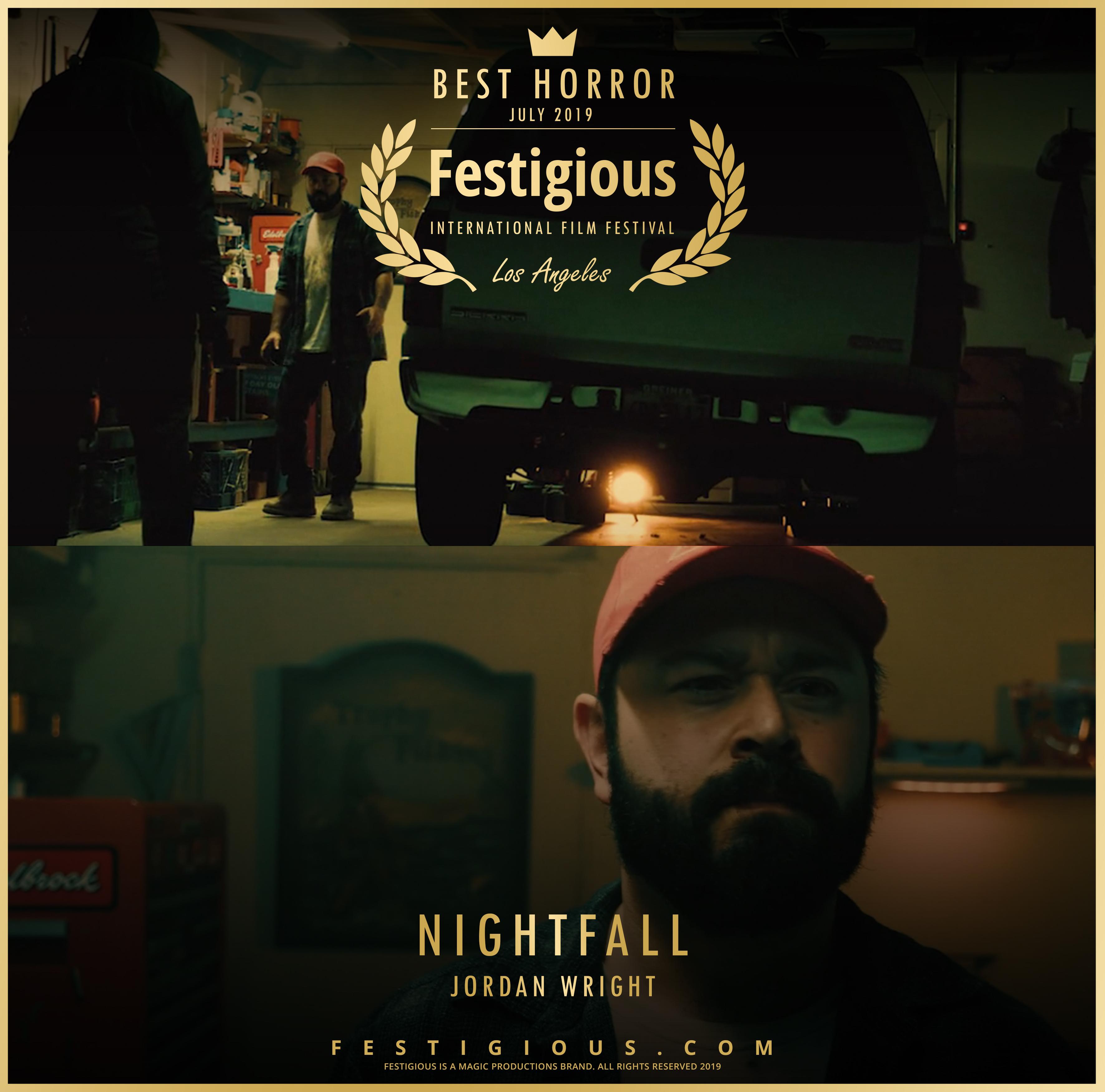 NIGHTFALL design