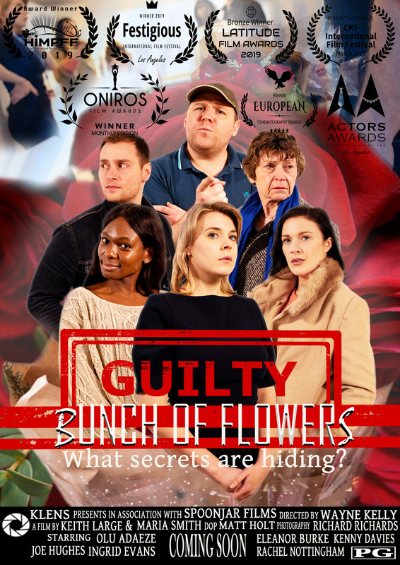 Guilty Bunch of Flowers