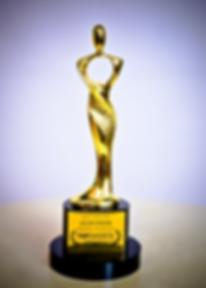 Top Shorts Online Film Festival Statuette