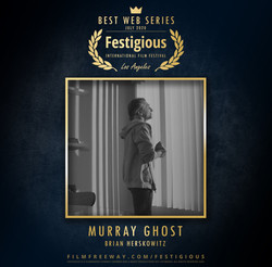 Murray Ghost design