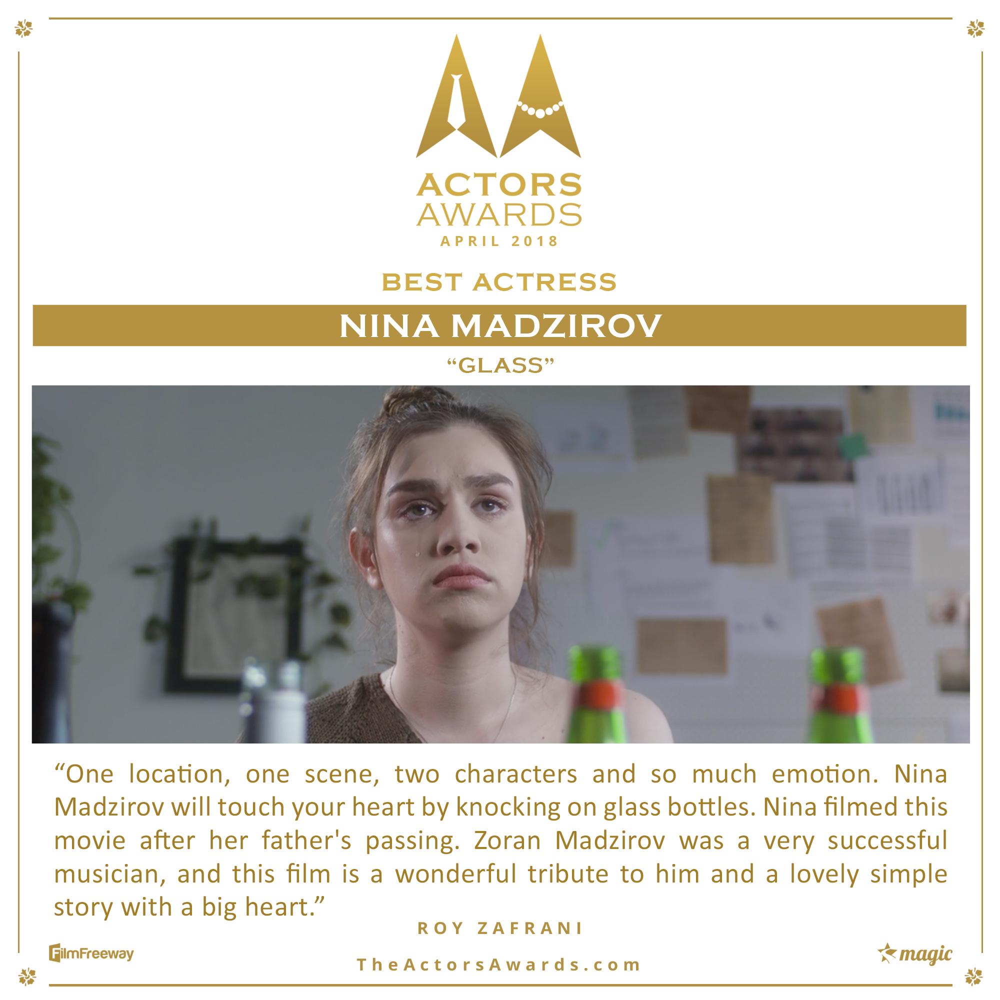 GLASS 2018 04 Best Actress