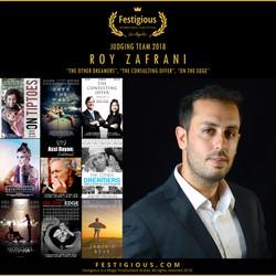 Festigious 2018 - Roy Zafrani