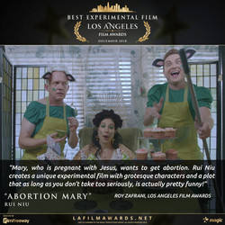 Abortion Mary - Review